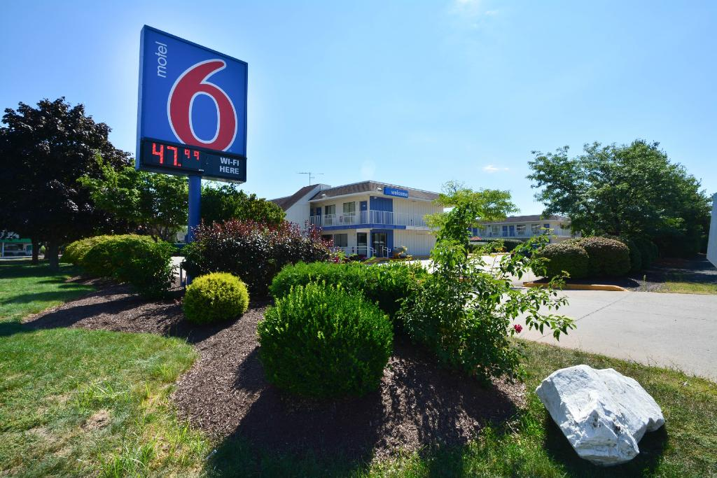 ‪Motel 6 Hartford - Windsor Locks‬