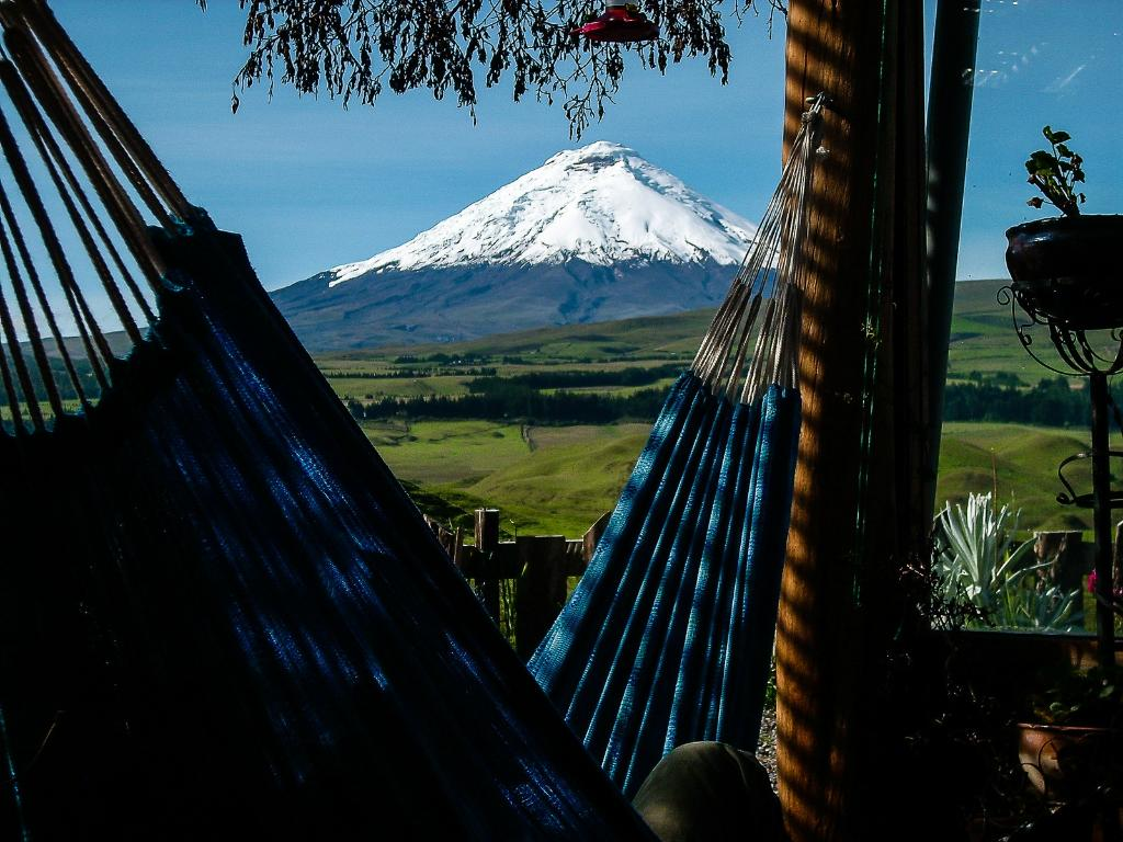 ‪The Secret Garden Cotopaxi‬