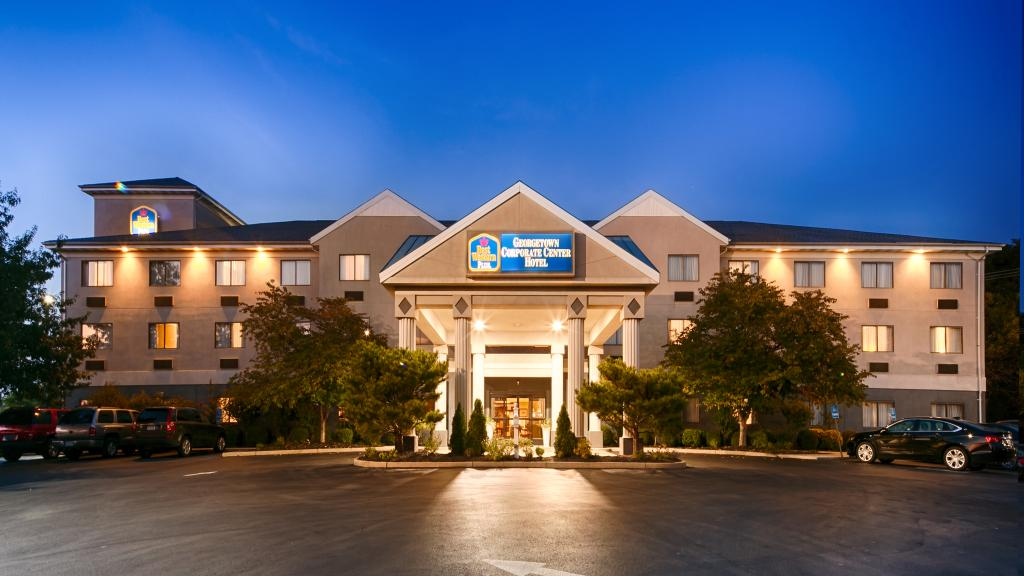 BEST WESTERN PLUS Georgetown Corporate Center Hotel