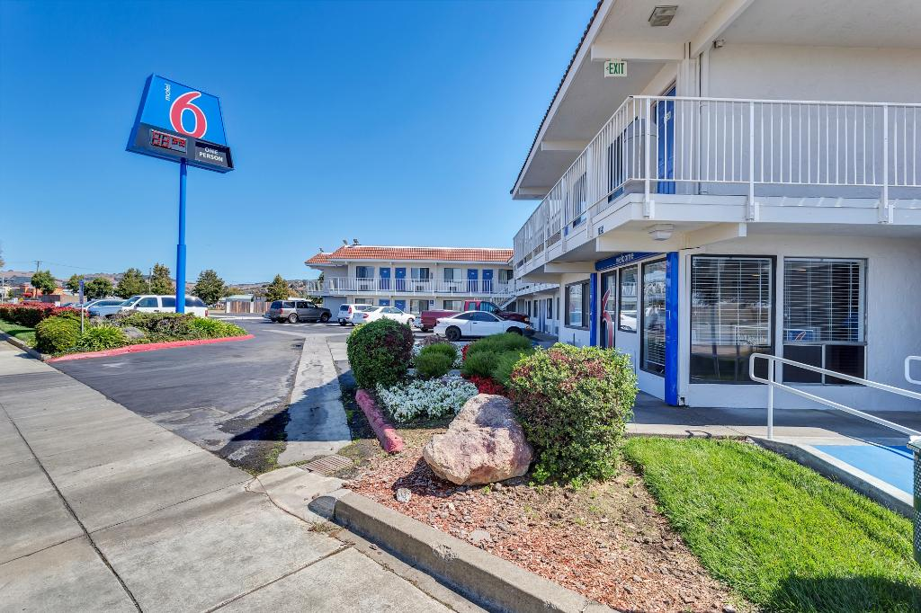 Motel 6 Vallejo - Six Flags West