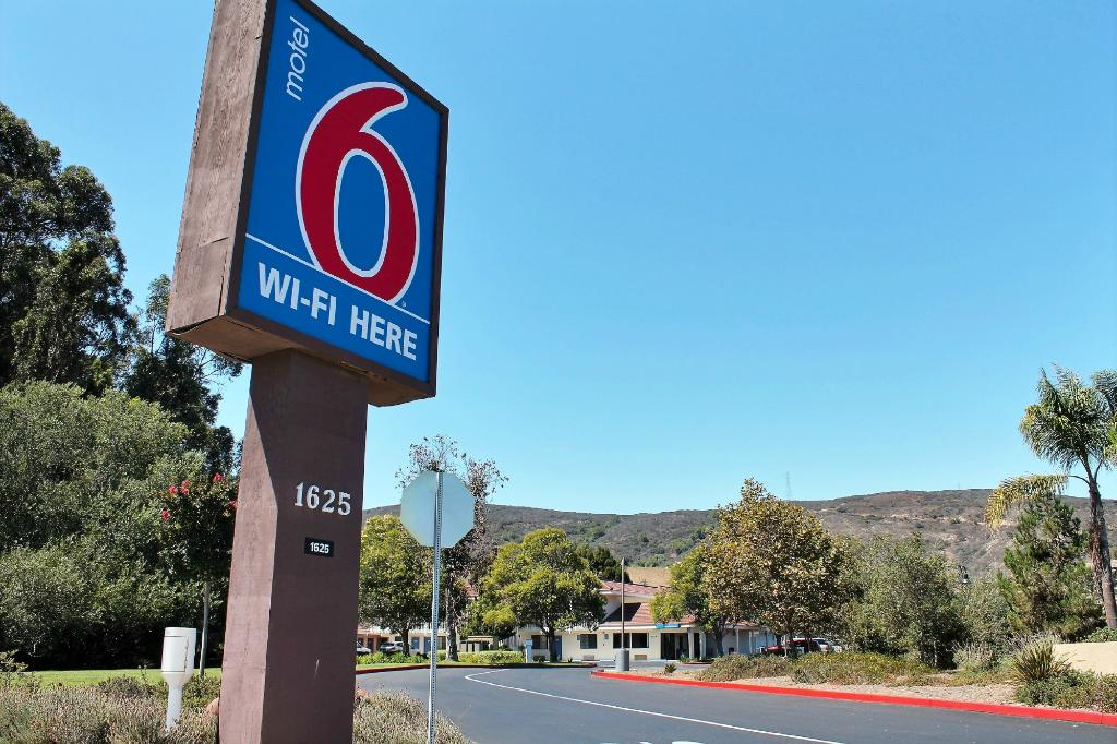 Motel 6 San Luis Obispo South