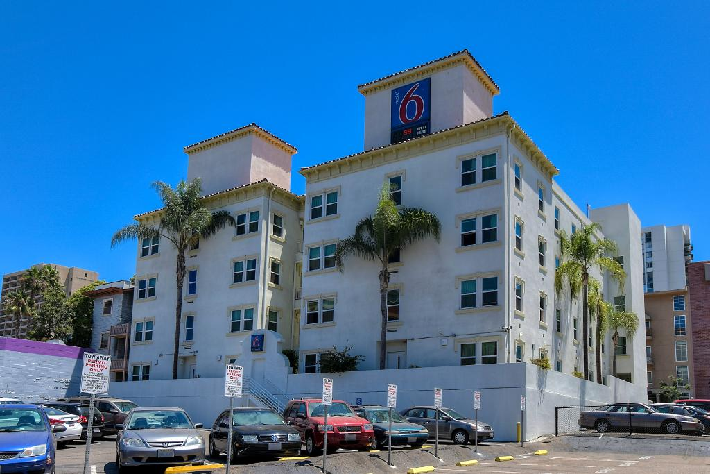 ‪Motel 6 San Diego Downtown‬