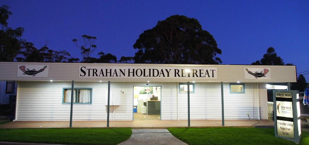 Strahan Holiday Retreat