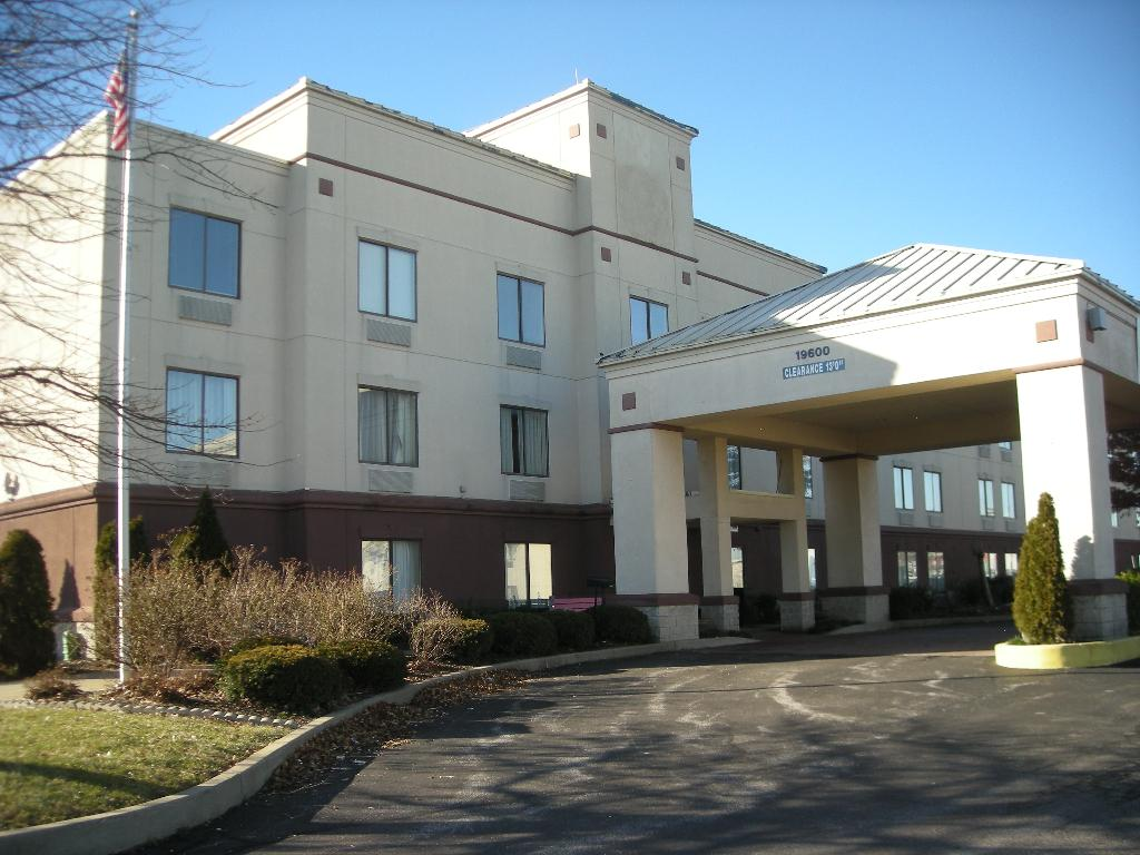Red Roof Inn Evansville