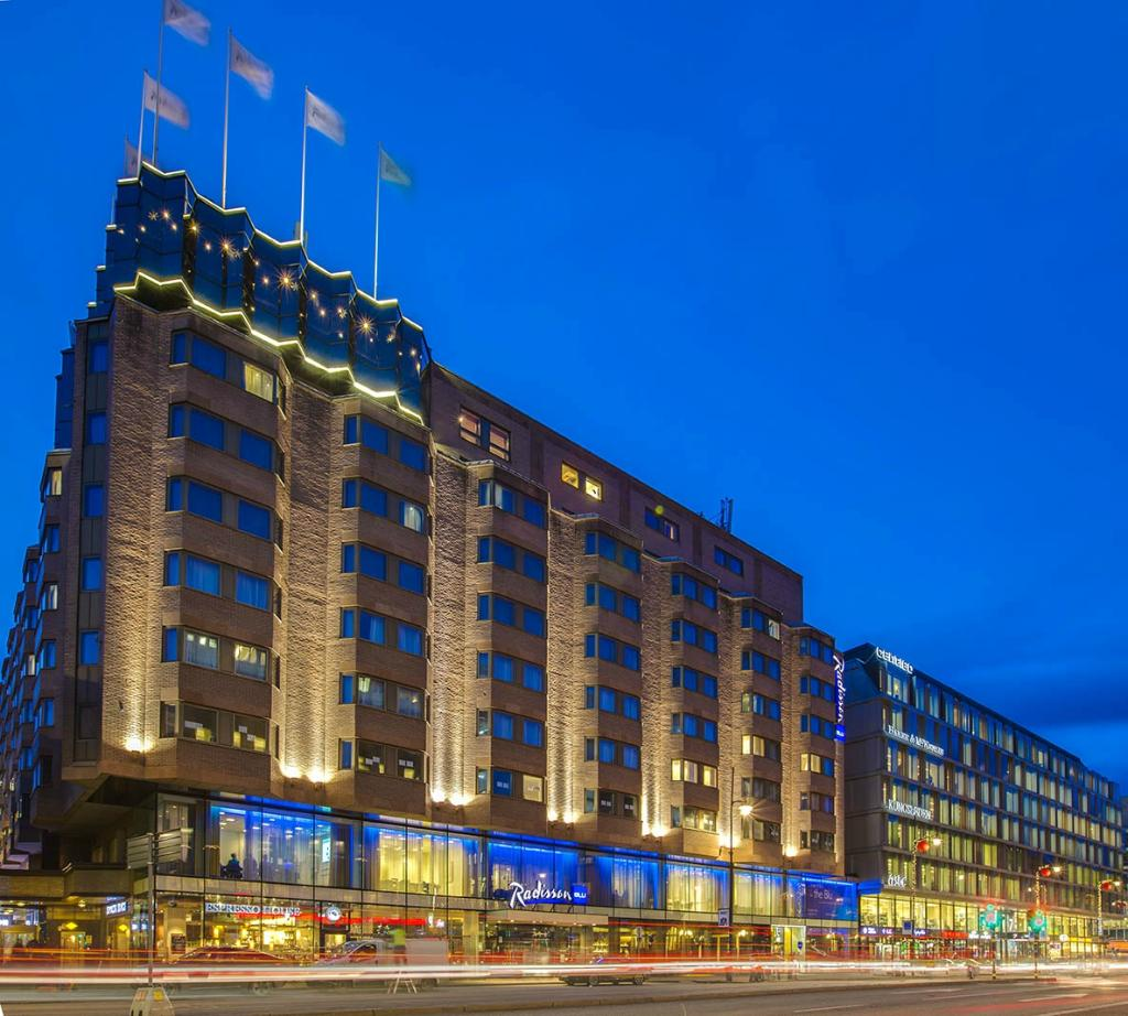 ‪Radisson Blu Royal Viking Hotel, Stockholm‬