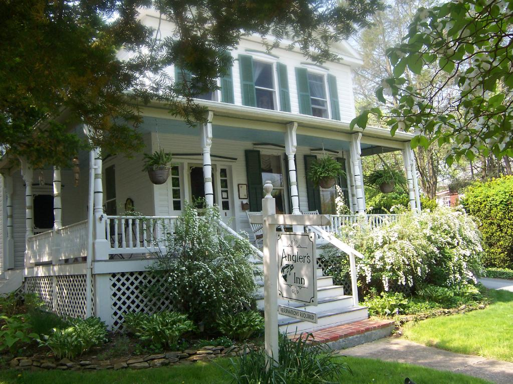 The Angler's Inn Bed and Breakfast