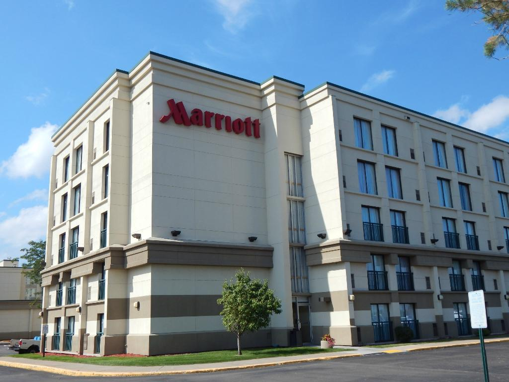 Marriott Minneapolis Airport