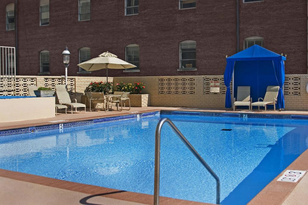 Holiday Inn Select Memphis - Downtown (Be