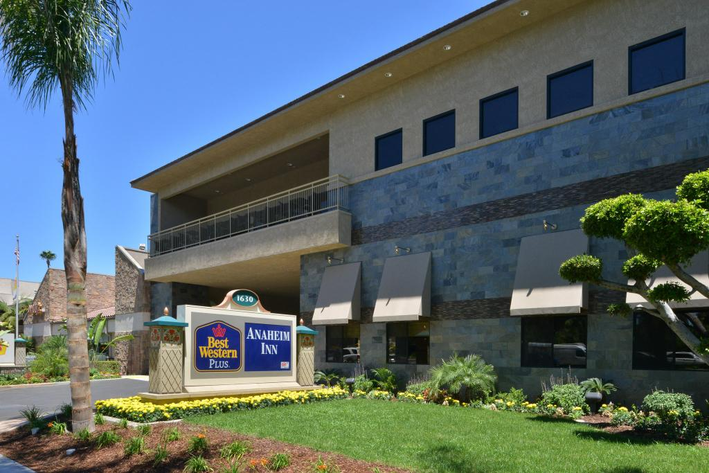 ‪BEST WESTERN PLUS Anaheim Inn‬