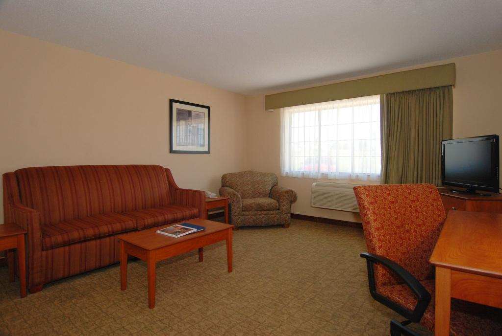 BEST WESTERN Owasso Inn & Suites
