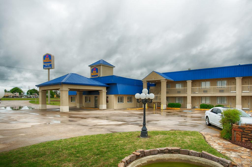 ‪BEST WESTERN Inn of McAlester‬