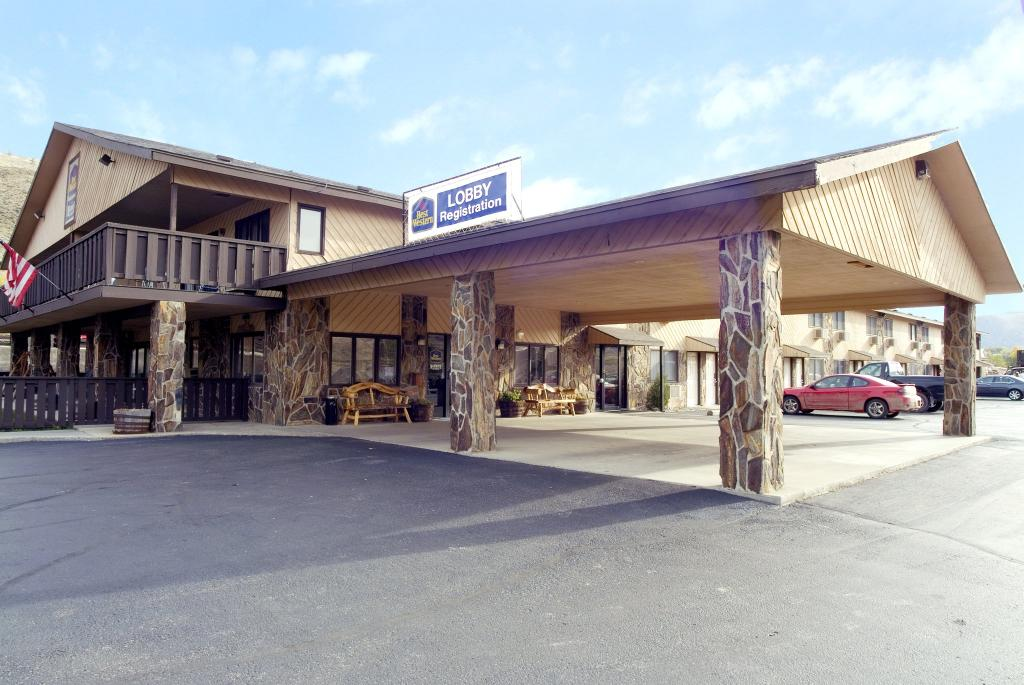 ‪BEST WESTERN PLUS By Mammoth Hot Springs‬