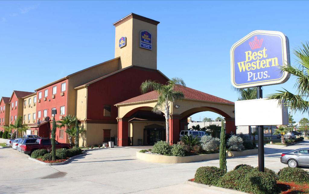 ‪BEST WESTERN PLUS Intercontinental Airport Inn‬