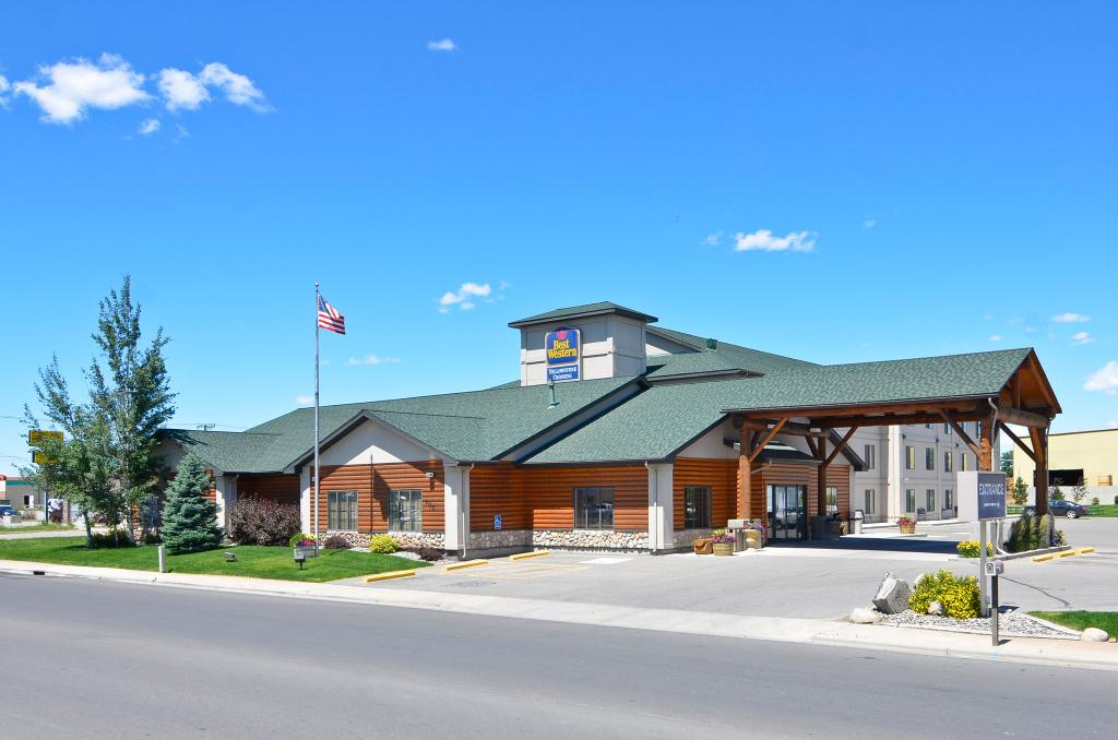 BEST WESTERN Yellowstone Crossing