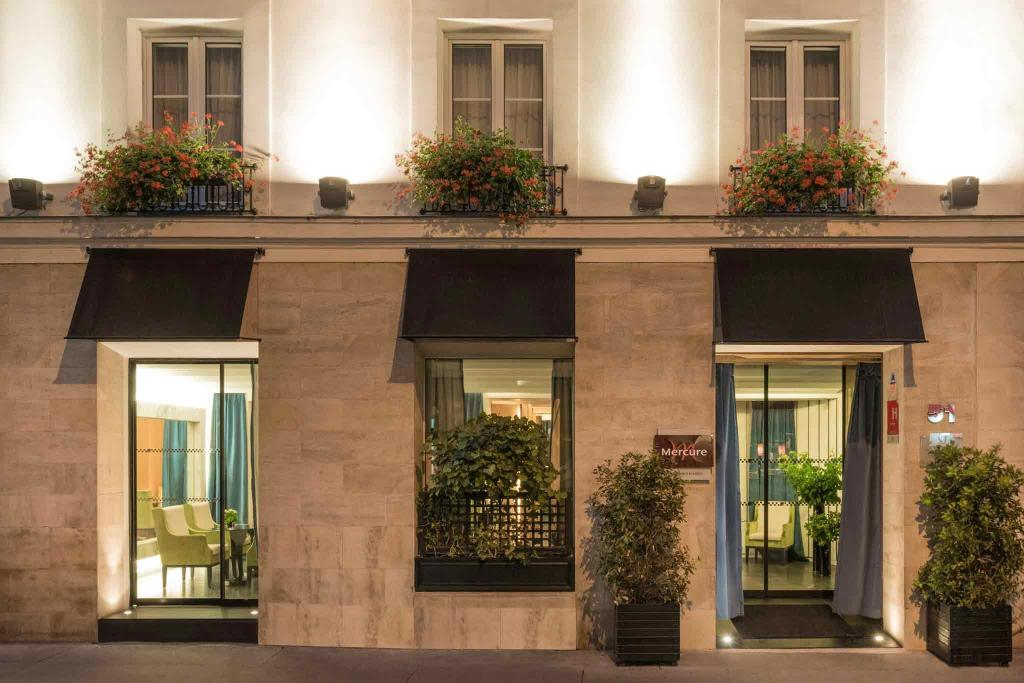 Mercure Paris Champs Elysees