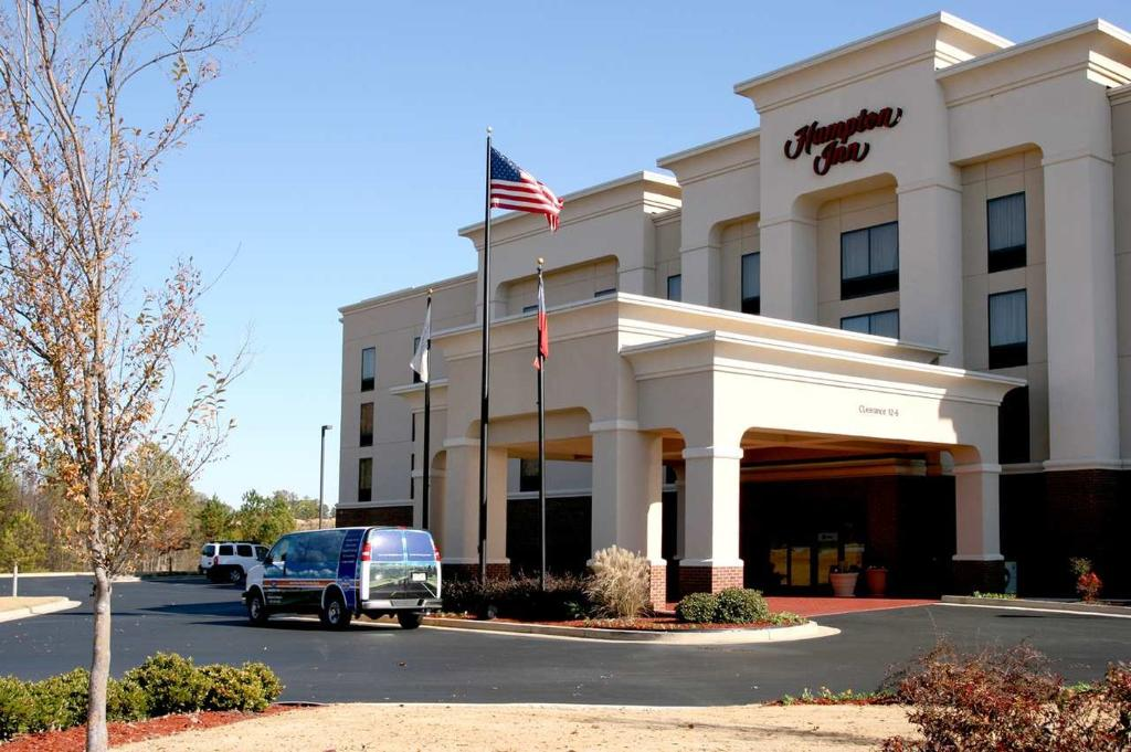 ‪Hampton Inn Atlanta-Fairburn‬
