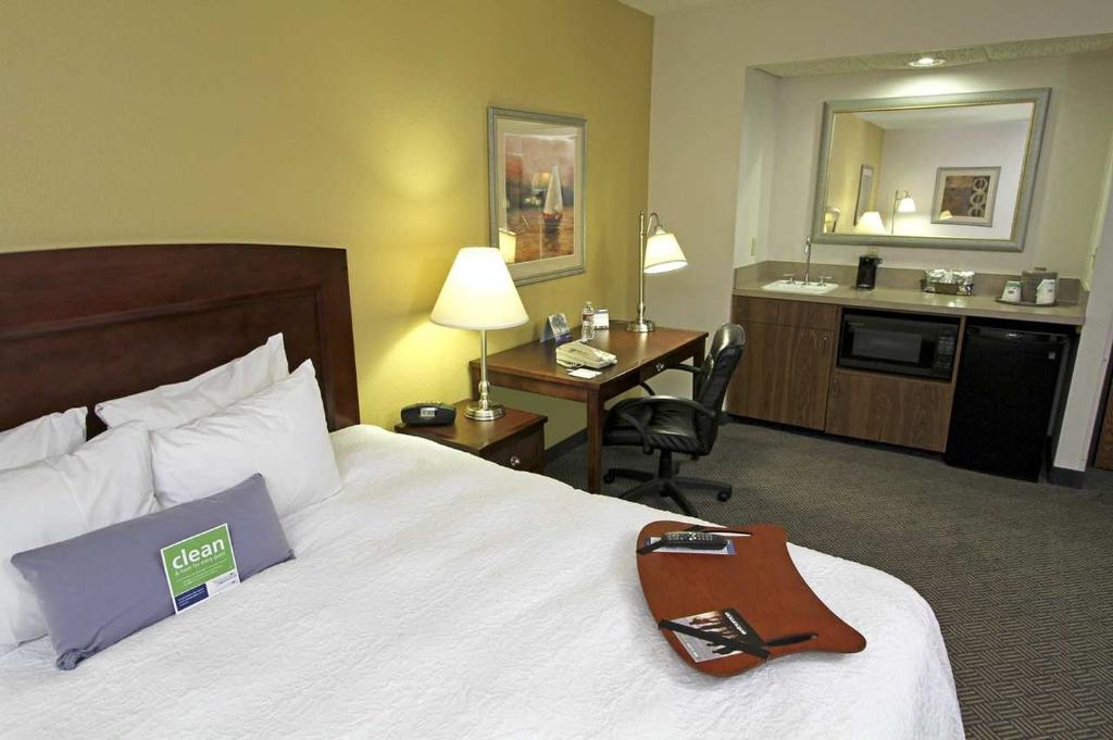 Hampton Inn Wichita West (Airport Area)