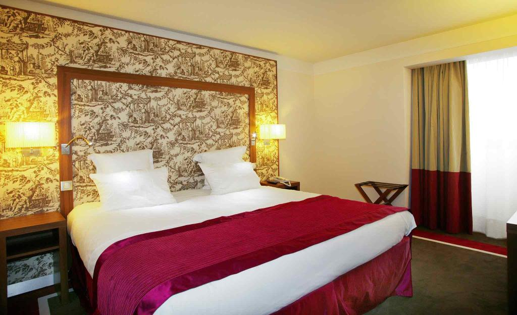 Mercure Bordeaux Gare Saint Jean