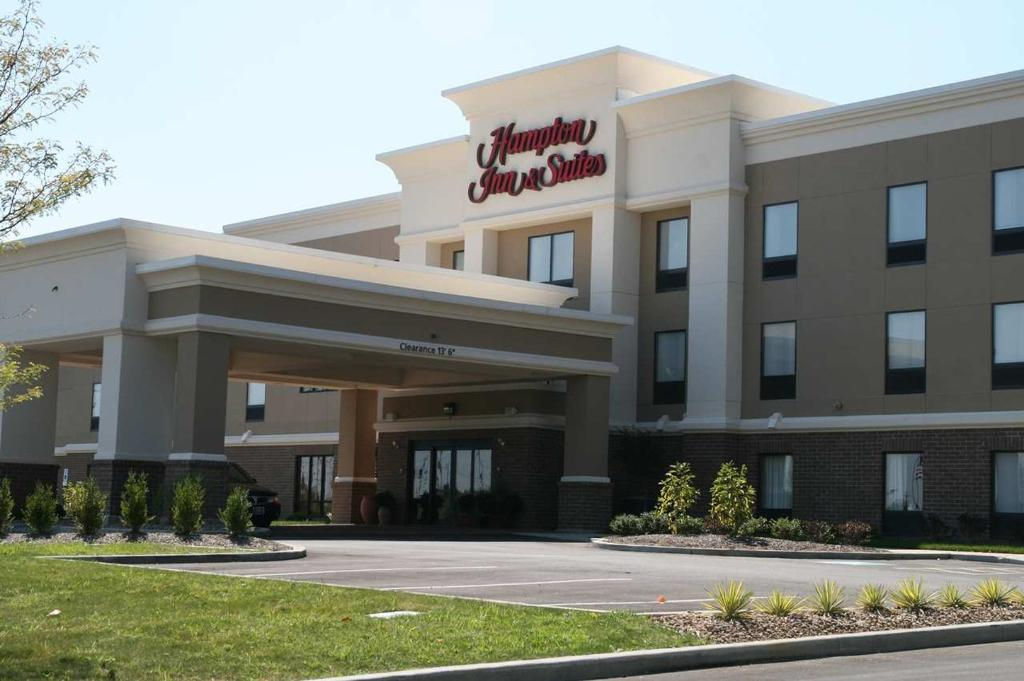 ‪Hampton Inn & Suites New Castle‬