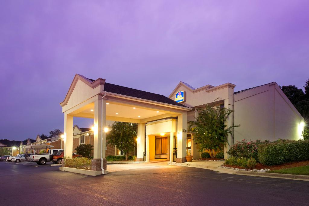 ‪BEST WESTERN Historic Frederick‬