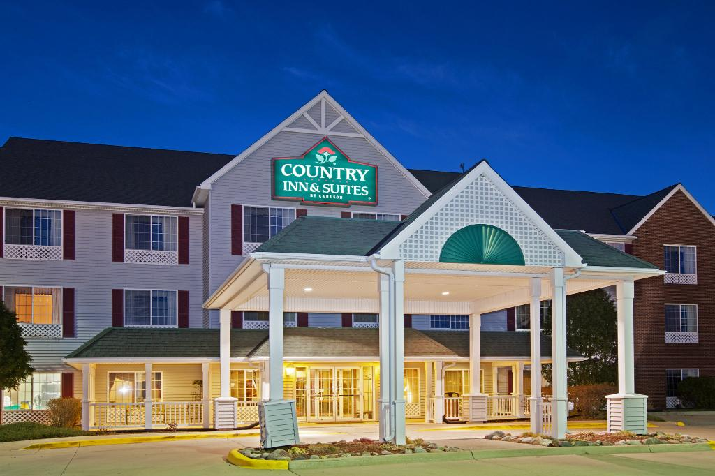 Country Inn & Suites By Carlson, Galesburg, IL