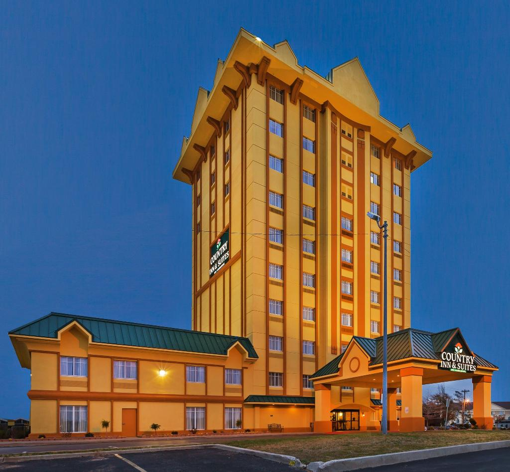 Country Inn & Suites By Carlson, Oklahoma City at Northwest Expressway