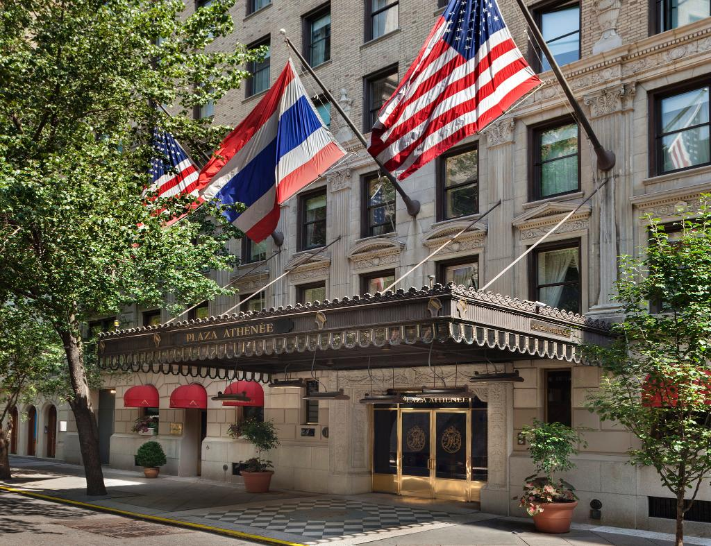 Hotel Plaza Athenee New York