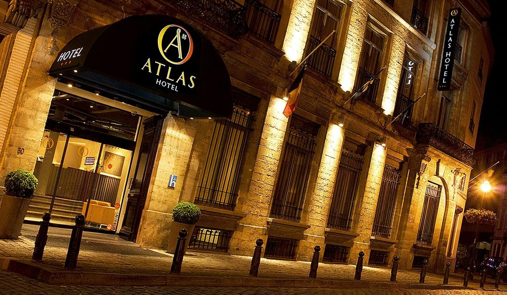 ‪Atlas Hotel Brussels‬