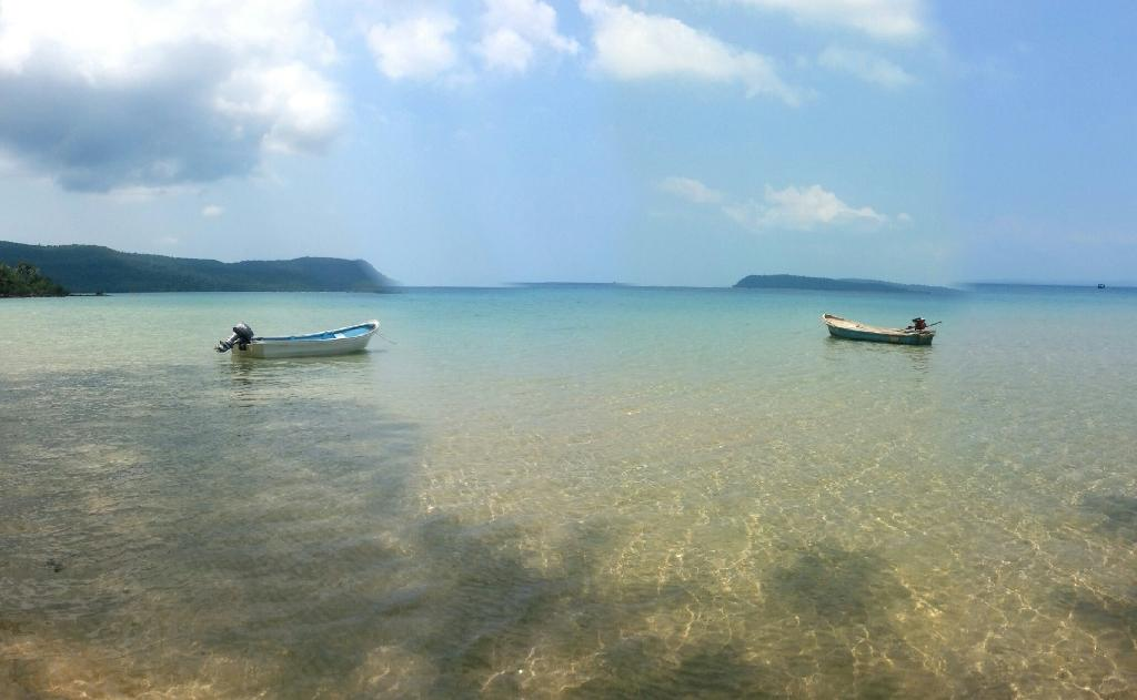 Lonely Beach Koh Rong