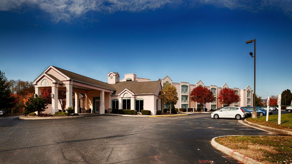 BEST WESTERN PLUS Inn at Valley View