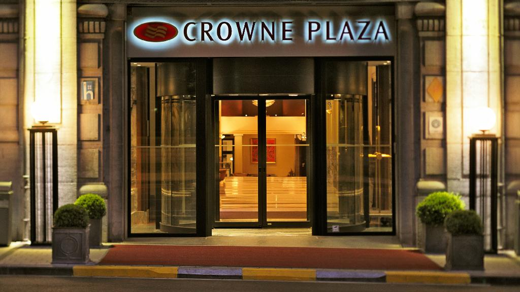 ‪Crowne Plaza Hotel Brussels - Le Palace‬