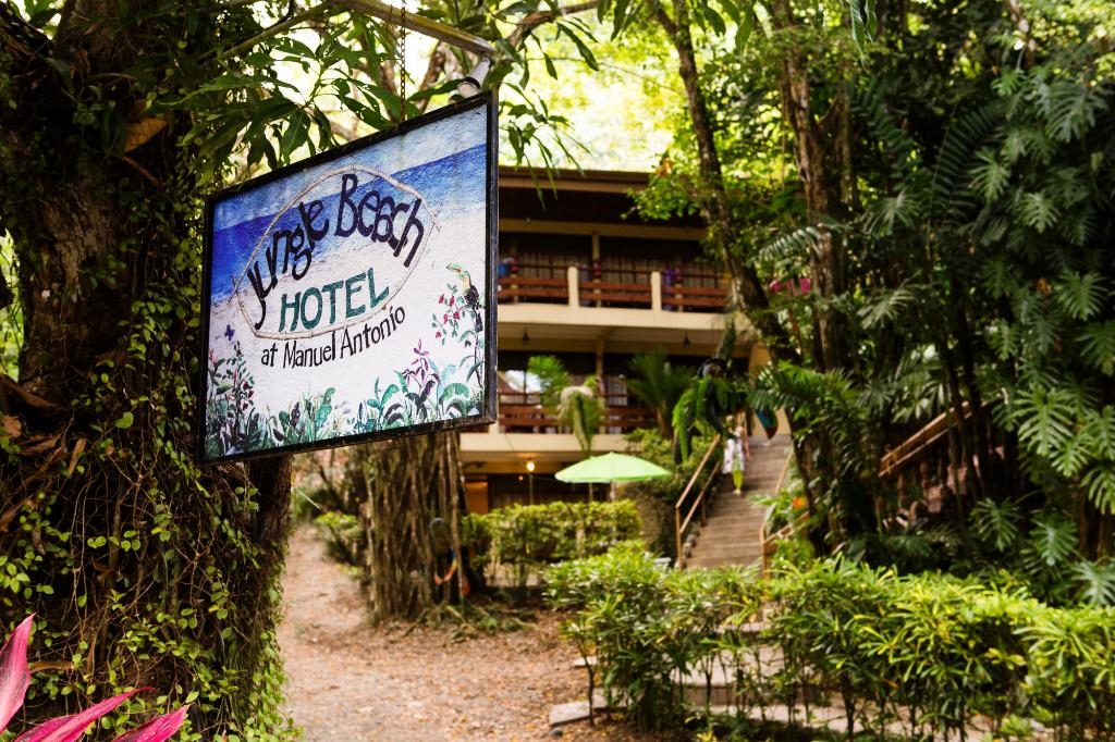 Jungle Beach Hotel at Manuel Antonio