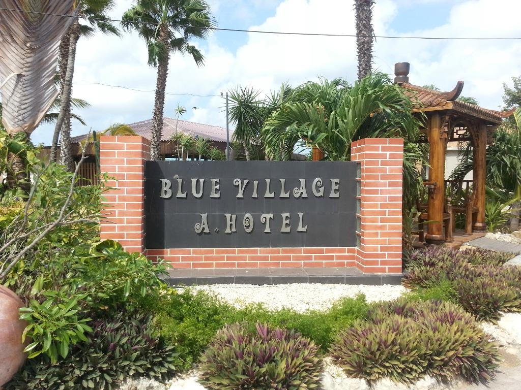 Aruba Blue Village