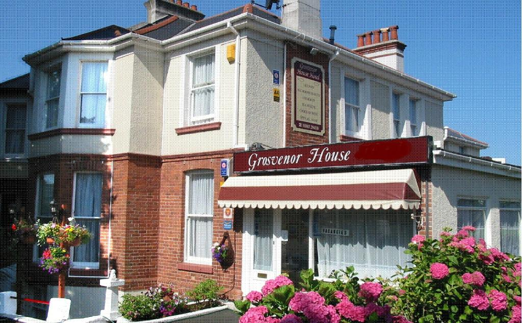 Grosvenor House (Guest House)