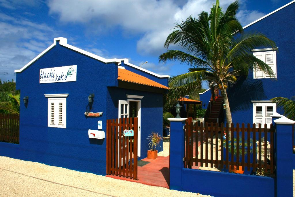 Blachi Koko Apartments Bonaire