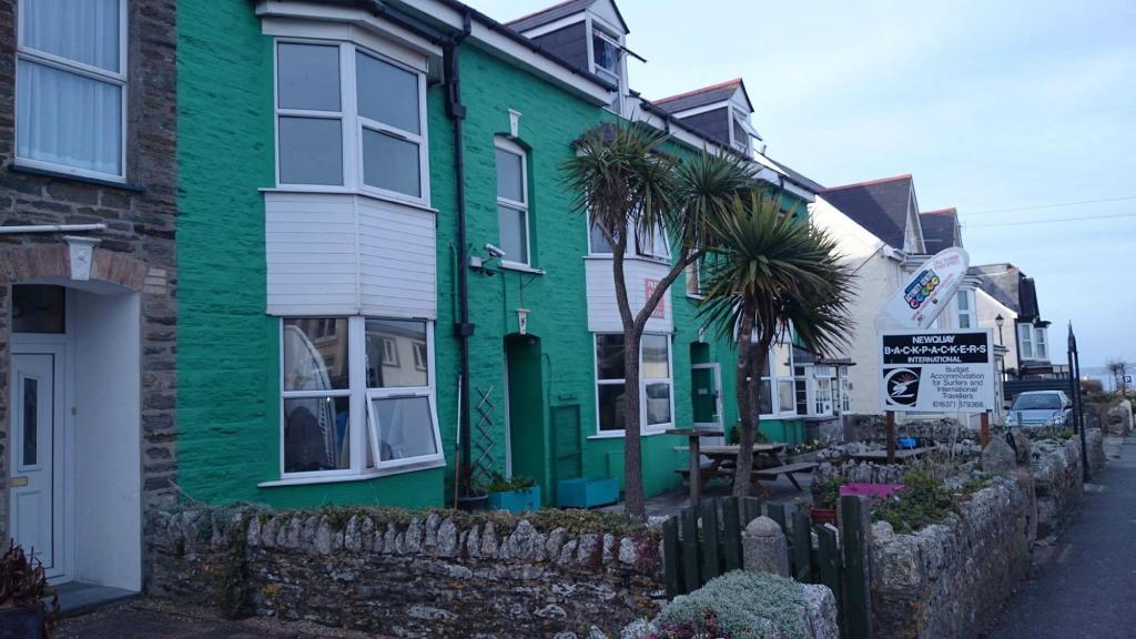 Newquay International Backpackers