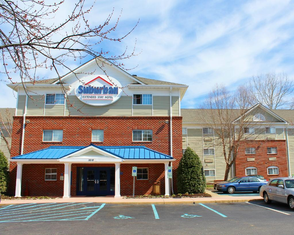 Suburban Extended Stay Of Hampton