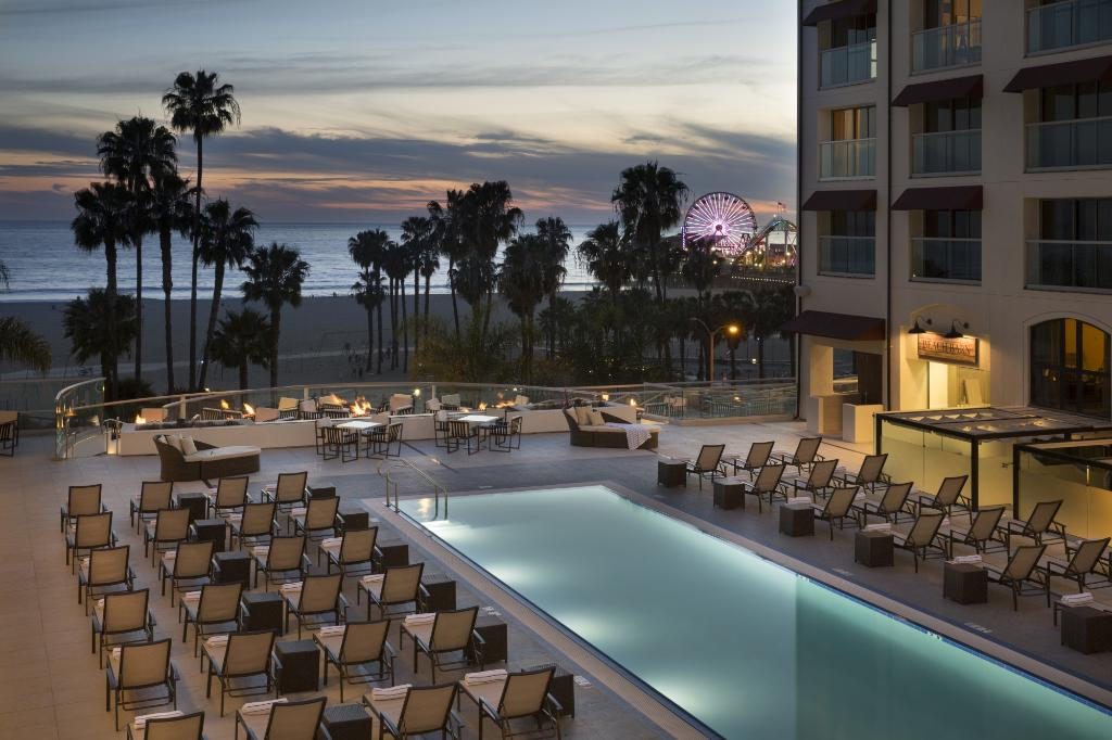 ‪Loews Santa Monica Beach Hotel‬