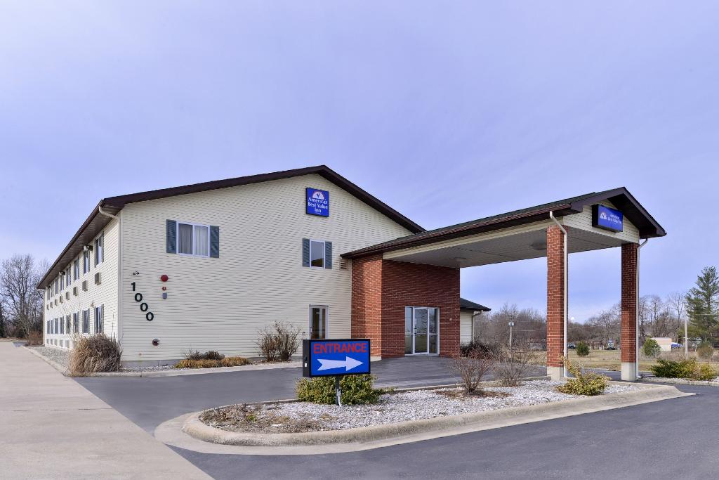 ‪Americas Best Value Inn Seymour‬