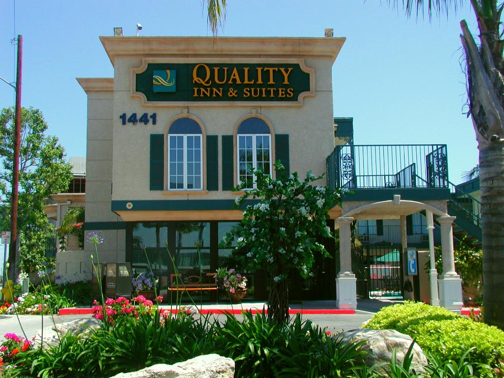‪Quality Inn & Suites - Anaheim Resort‬