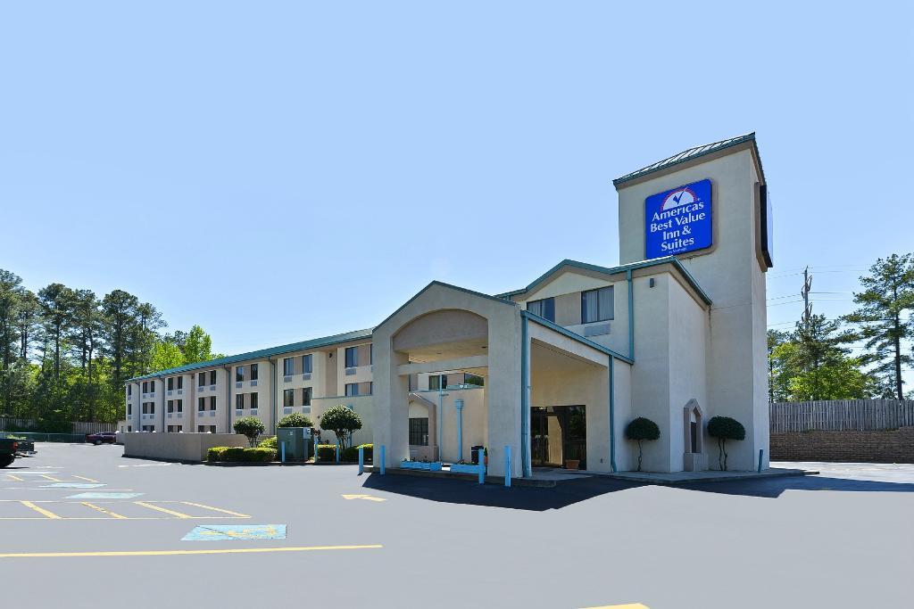 ‪Americas Best Value Inn & Suites - Morrow / Atlanta‬