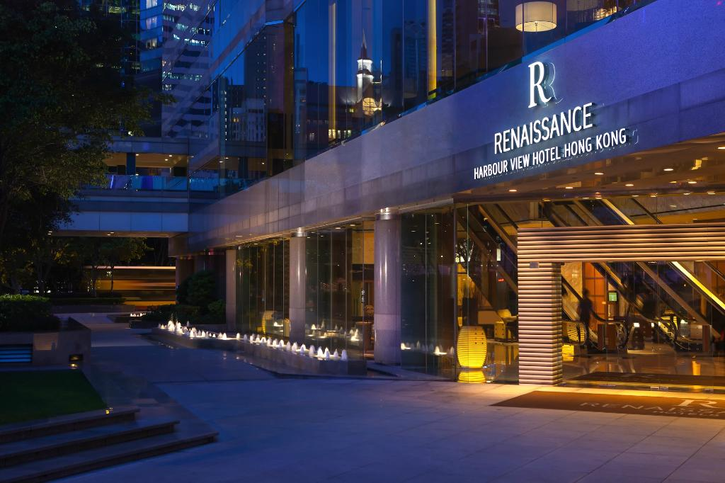 ‪Renaissance Harbour View Hotel Hong Kong‬