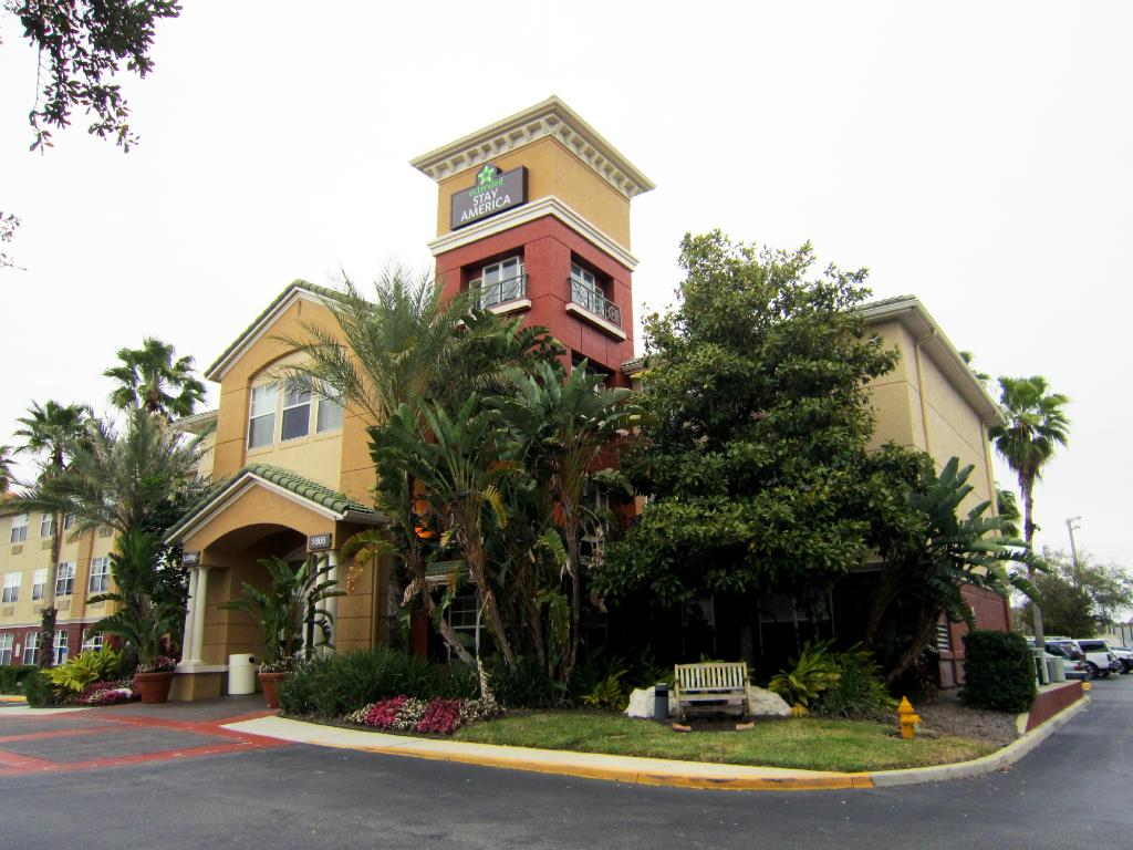 Extended Stay America - Tampa - Airport - N. West Sh