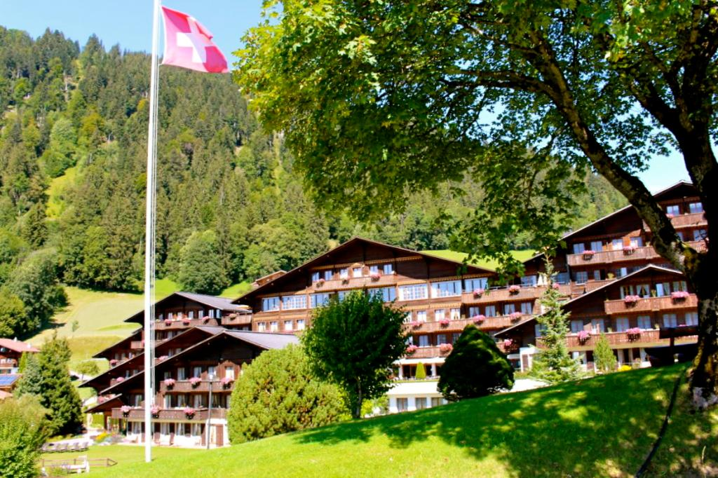 Steigenberger Alpenhotel and Spa Gstaad-Saanen