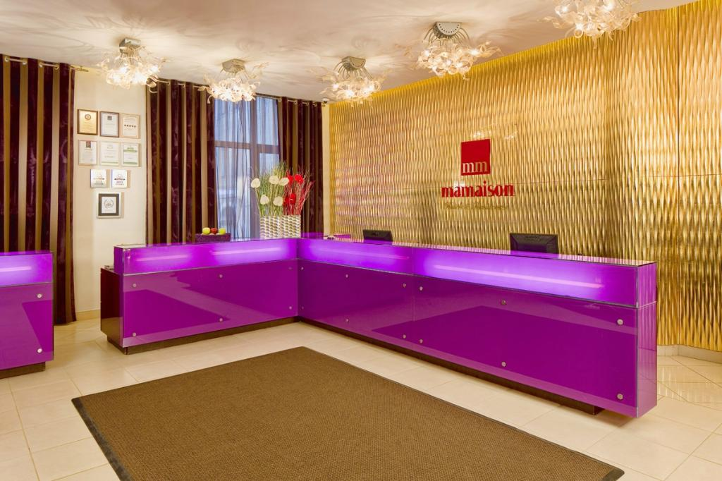 Mamaison All-Suites Spa Hotel Pokrovka Moscow