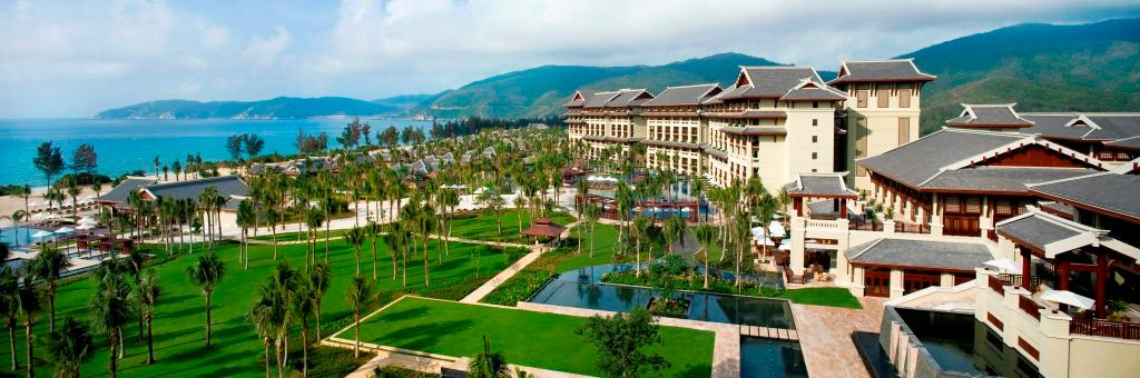 The Ritz-Carlton Sanya Yalong Bay