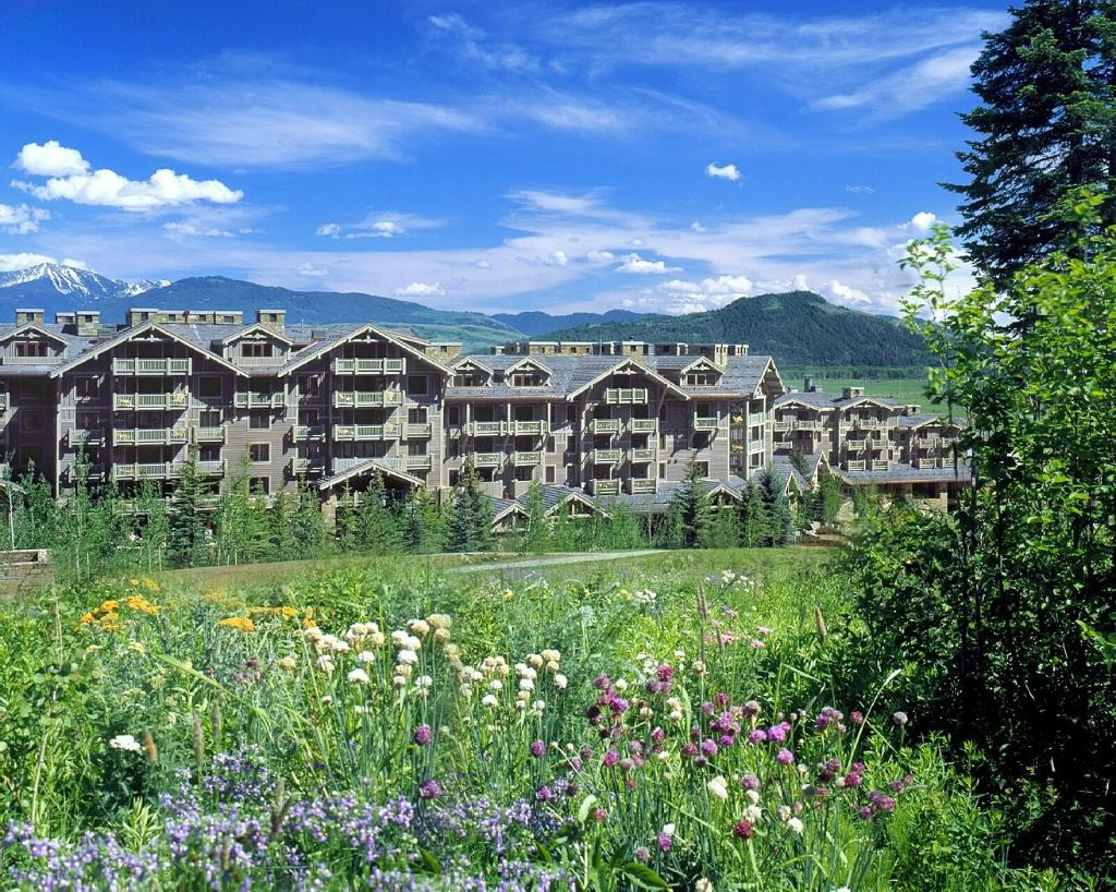‪Four Seasons Resort and Residences Jackson Hole‬