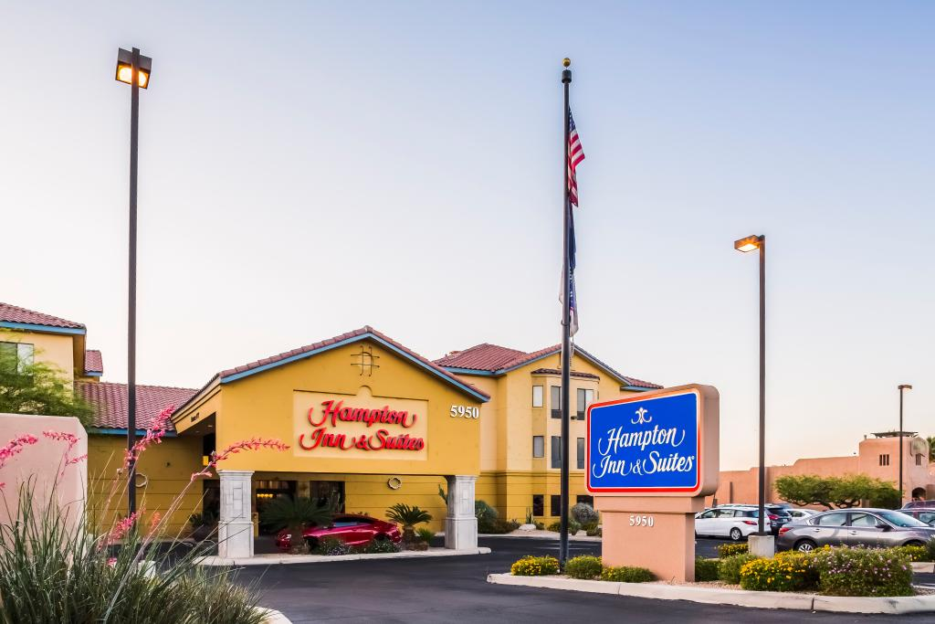 Hampton Inn and Suites Tucson-Mall
