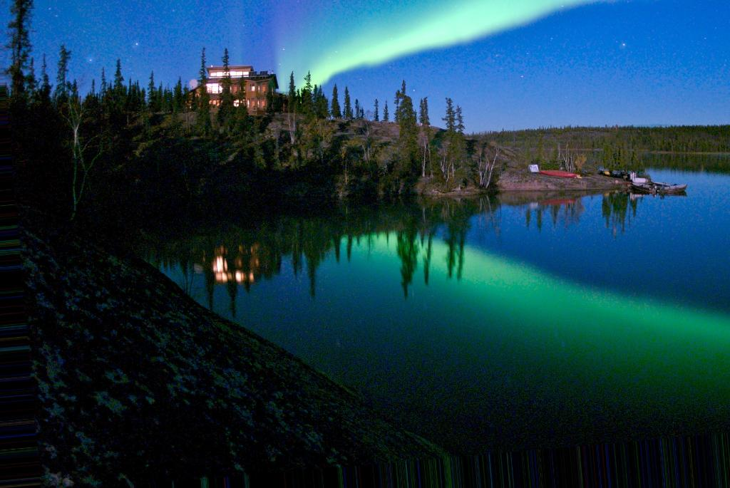 Blachford Lake Lodge