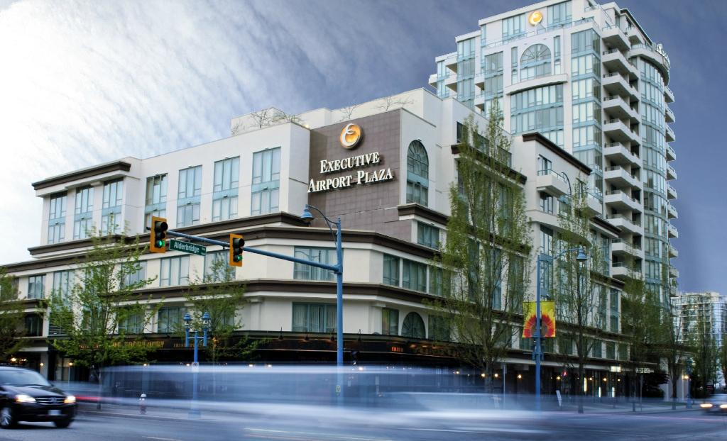 Executive Airport Plaza Hotel & Conference Centre Richmond